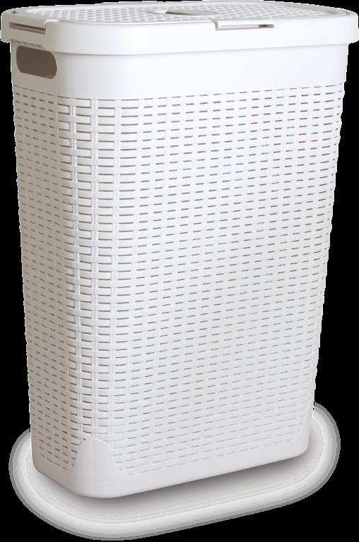 40 Litter Slim Laundry Hamper