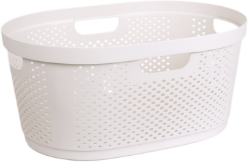 40 Litter Laundry Basket – Light