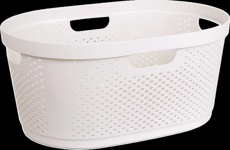 40 Litter Laundry Basket – Light